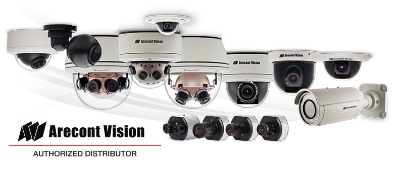 Arecont Vision security cameras